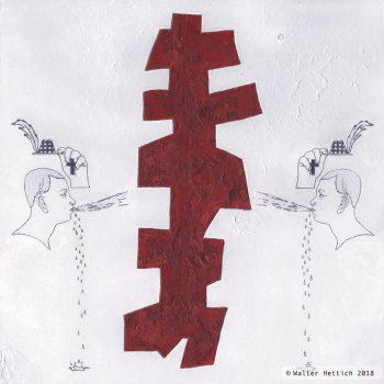 Die Verspottung der Form - 2fach - rr04 - Der Tausch der Dinge