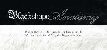 Blackshape Anatomy - Titel