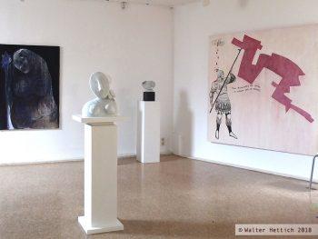 Diese Seltsamkeit der Form - Kunstraum Rosenstraße