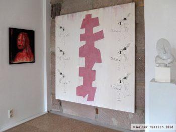 Die Verspottung der Form - Kunstraum Rosenstraße